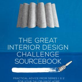 The Great Interior Design Challenge Source Book Is Now Available!